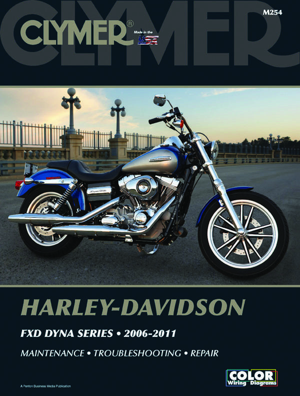 2006 2011 harley davidson dyna series clymer motorcycle. Black Bedroom Furniture Sets. Home Design Ideas
