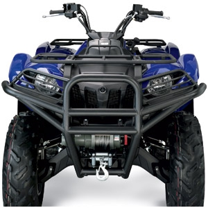 Front utility atv bumper for 07 14 yamaha grizzly 700 ebay 07 11 yamaha grizzly 700 moose utility front atv bumper sciox Image collections