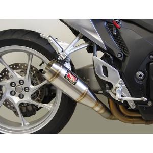 10-12 Honda VFR1200 Competition Werkes GP Slip On Exhaust