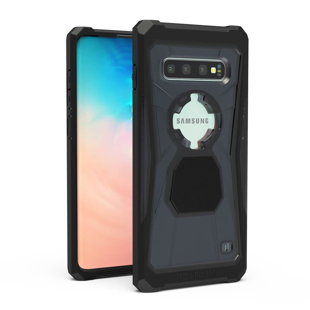 Rugged S Cell Phone Case for Samsung Galaxy S10 Plus