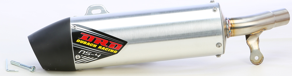 NS-4 Slip On Exhaust - For 04-05 TRX450R