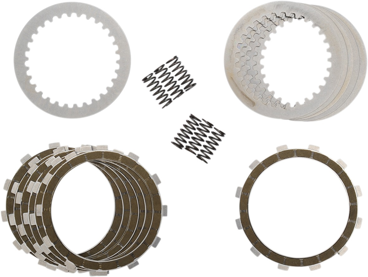 Dirt Digger CF Clutch Kit - Honda CRF80 & XR80 - Click Image to Close