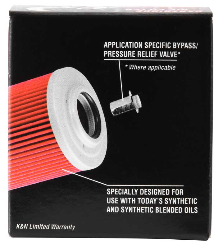 10 Pack: Oil Filters - OIL FILTER; POWERSPORTS CARTRIDGE - Click Image to Close