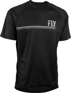 Action Jersey Black Medium