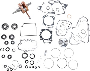 Engine Rebuild Kit - Crank, Piston, Bearings, Gaskets & Seals - 06-13 TRX450R/ER