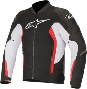 Viper V2 Air Street Riding Jacket Black/Red/White US Small
