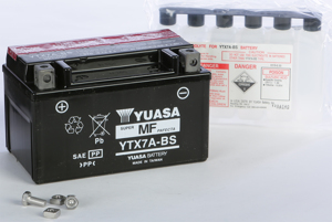 AGM Maintenance Free Battery YTX7A-BS