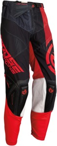 Sahara Pants - Black & Red Men's Size 32