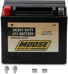 YTX AGM Maintenance Free Battery 180CCA 12V 10Ah Factory Activated - Replaces YTX12-BS