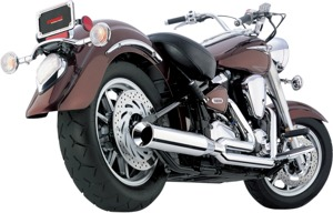 Power Pro HP 2 into 1 Full Exhaust - Yamaha Road Star