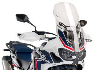 Clear Tall Touring Windscreen - Honda CRF1000L Africa Twin