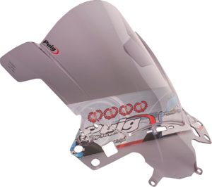 Smoke Racing Windscreen - For 11-13 Honda CBR250R
