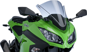 Smoke Racing Windscreen - For 13-18 Kawasaki 300R Ninja