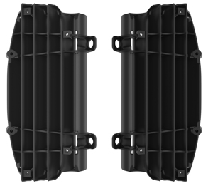 Radiator Louver Cover (Black) - For 16-18 Husqvarna KTM