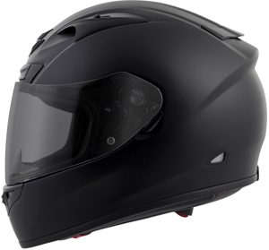 EXO-R710 Full-Face Solid Motorcycle Helmet Matte Black 3X-Large