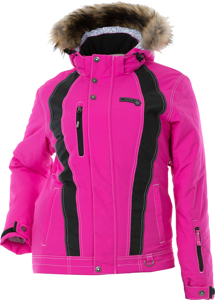 Divine III Riding Jacket Pink Small