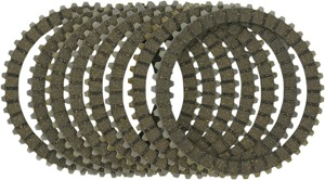 Clutch Friction Kit - Standard Cork Style