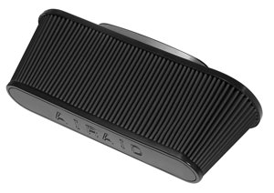 Black Oval Cone Air Filter - Replacement for 252-216 Intake