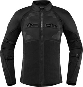 Contra 2 Textile Jacket - Stealth Women's Medium