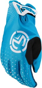 SX1 Gloves - Blue Short Cuff Youth X-Small
