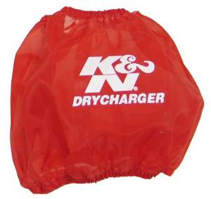 Air Filter Drycharger Wrap Red