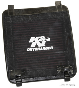 Air Filter Drycharger Wrap Black