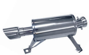 Rumble Pack Snowmobile Exhaust Silencer