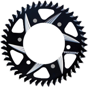 CAT5 Rear Aluminum Sprocket Black 42T - For 00-14 Honda
