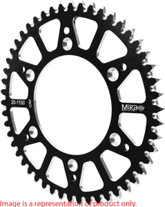 Rear Sprocket 52T - For 98-20 Kawasaki KX100 KX80 KX85