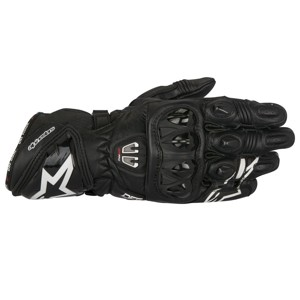 GP Pro R2 Black Gloves 2X
