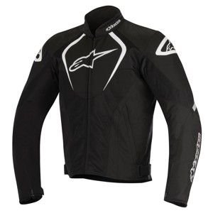 T-Jaws Air Textile Motorcycle Jacket - Black 2XL