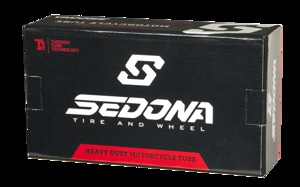 Sedona Heavy Duty Motorcycle Tube 400/460-18