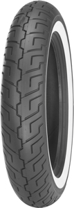 GS-23 Front Tire 130/90-16 White Wall 67H