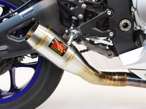 GP Slip On Exhaust