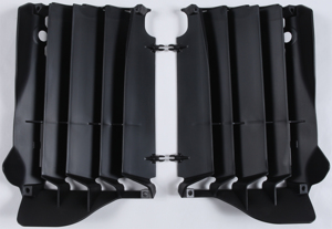 Radiator Louver Cover (Black) - For Honda 13-17 CRF450R/CRF250R
