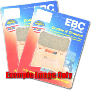 Sintered Double-H Brake Pads Front Kit