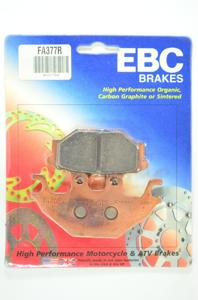Long Life Sintered Brake Pads