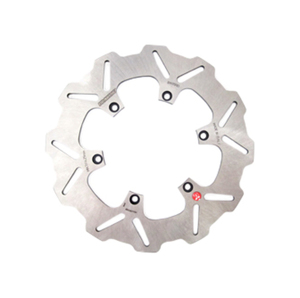 Rear Stainless Steel Racing Rotor - For 97-14 BMW Aprilia 650