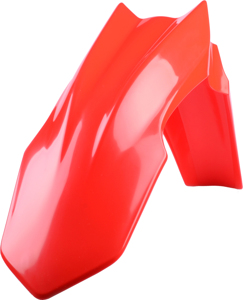 Front Fender Red - For 13-16 Honda CRF450R 14-17 CRF250R