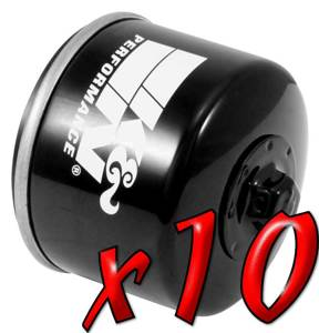 10 Pack: Oil Filters