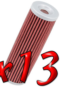 13 Pack: Oil Filters