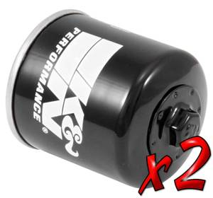 2 Pack: Oil Filters