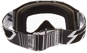 Top Line Light Sensitive Motorcycle Goggle Stealth Carbon