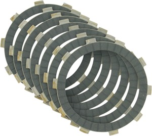 Clutch Friction Kit - Upgraded Carbon Fiber Plates