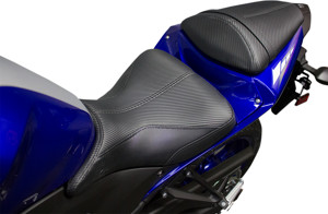 GP-V1 Gel Core Seat & Passenger Seat Cover - 10-16 Yamaha R6