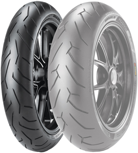 Diablo Rosso 2 120/70ZR-17 - Front Motorcycle Tire