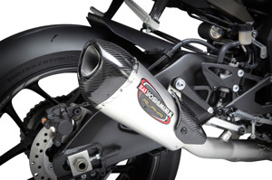 Race Alpha-T 3/4 Stainless Works Slip On Exhaust