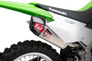 Signature RS9 Works Finish Full Exhaust - Kawasaki KLX140