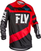 F-16 Jersey Red/Black Youth Large