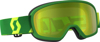 Buzz Pro Snowcross Goggle Green/Yellow w/Yellow Lens